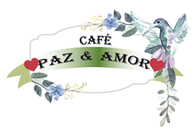 cafe paz e amor